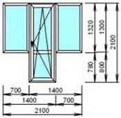 Теплое остекление балконов