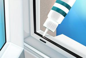 смазывать окна